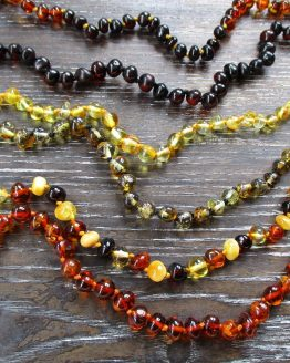 Polished Amber Jewellery