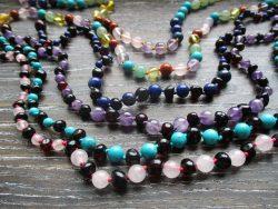 Gemstone & Amber Jewellery