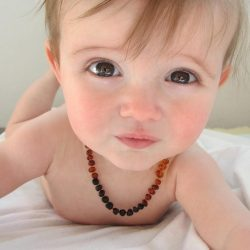 Amber Teething Jewellery