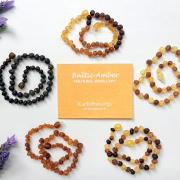 Raw Amber Jewellery